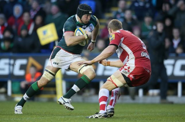 Skivington hungry for consistent campaign at London Irish