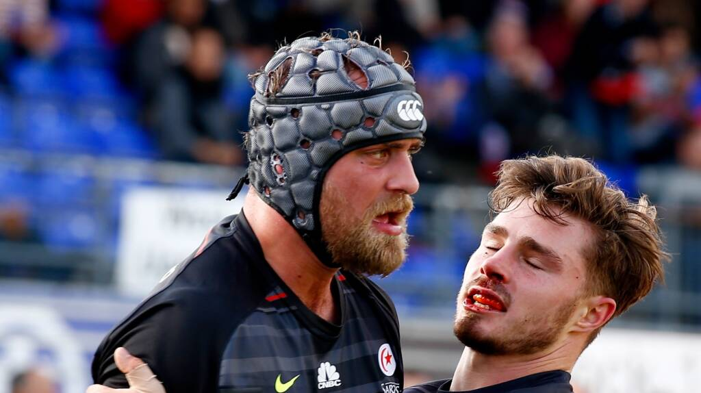 Saracens name squad to face Western Province