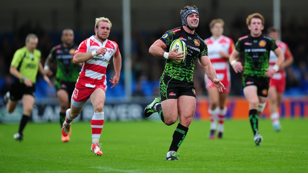LV= Cup round-up: Exeter Chiefs dig deep to start defence