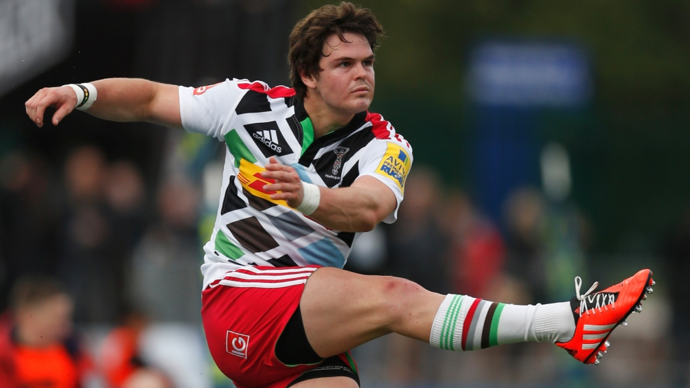 New boy Swiel among familiar faces at Harlequins