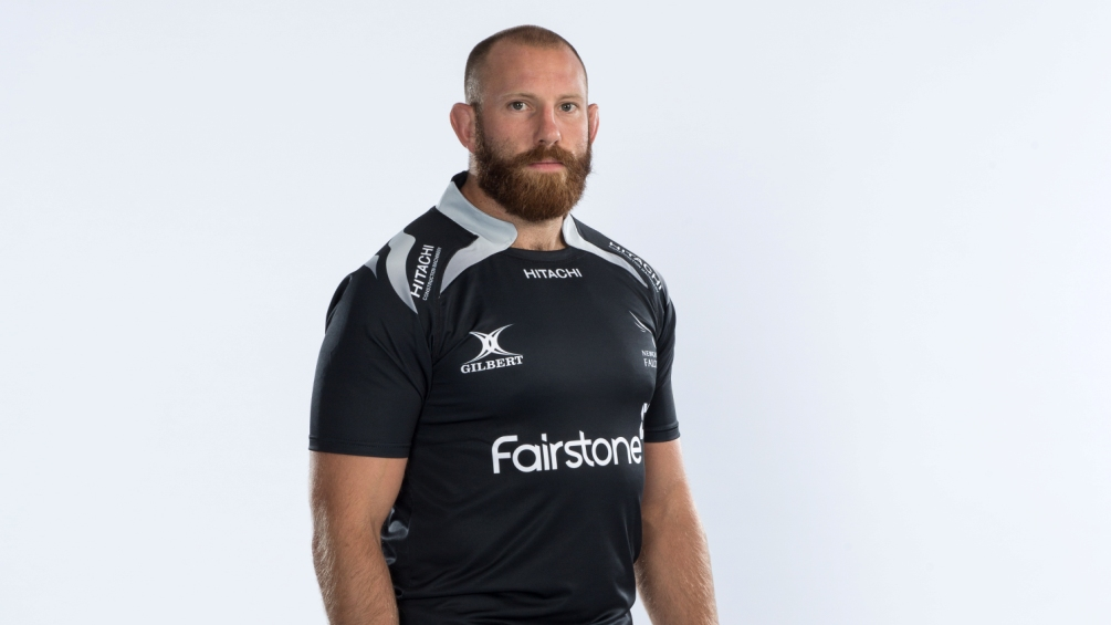 Hogg and Hawkins lead Movember charge at Newcastle Falcons
