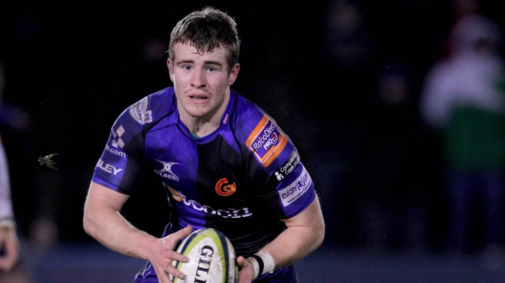 Brok Harris to make his Dragons Debut