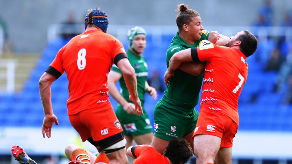High-flying brothers kept Armitage going at London Irish