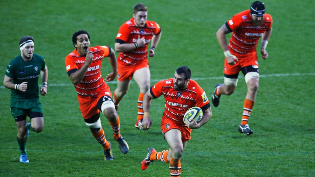 LV= Cup preview: Leicester Tigers v Sale Sharks