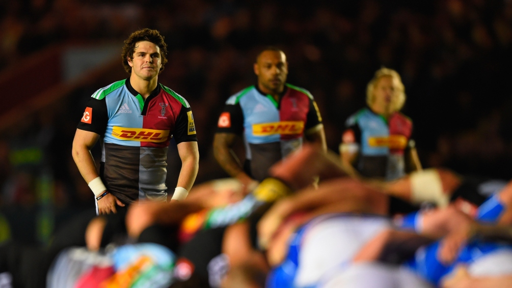 Match reaction: Harlequins 31 Newport Gwent Dragons 21