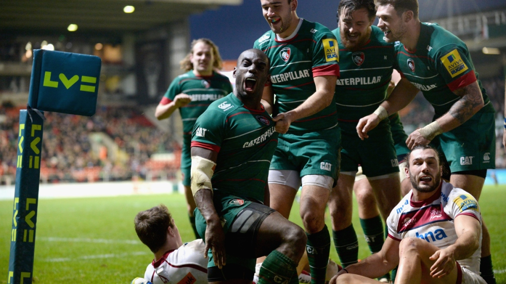 LV= Cup round-up: Leicester Tigers bite back after the break