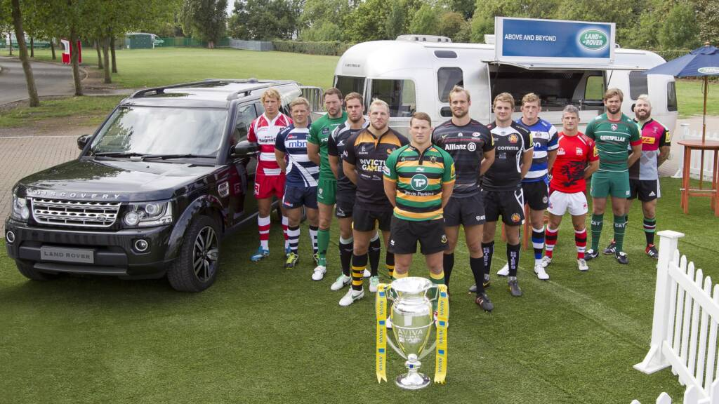 Land Rover Owners invited to warm up Pre-Match