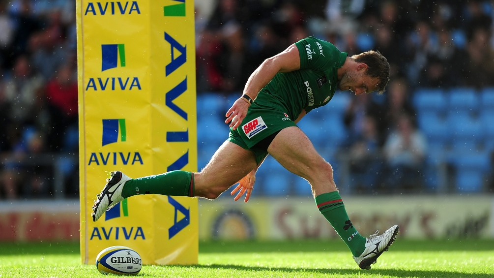 Fenby thriving at full-back for London Irish