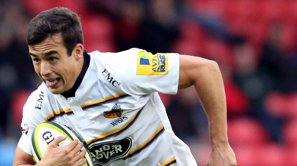 Cardiff Blues' Jenkins joins Wasp Alex Lozowski in LV= Breakthrough Player Award nominees