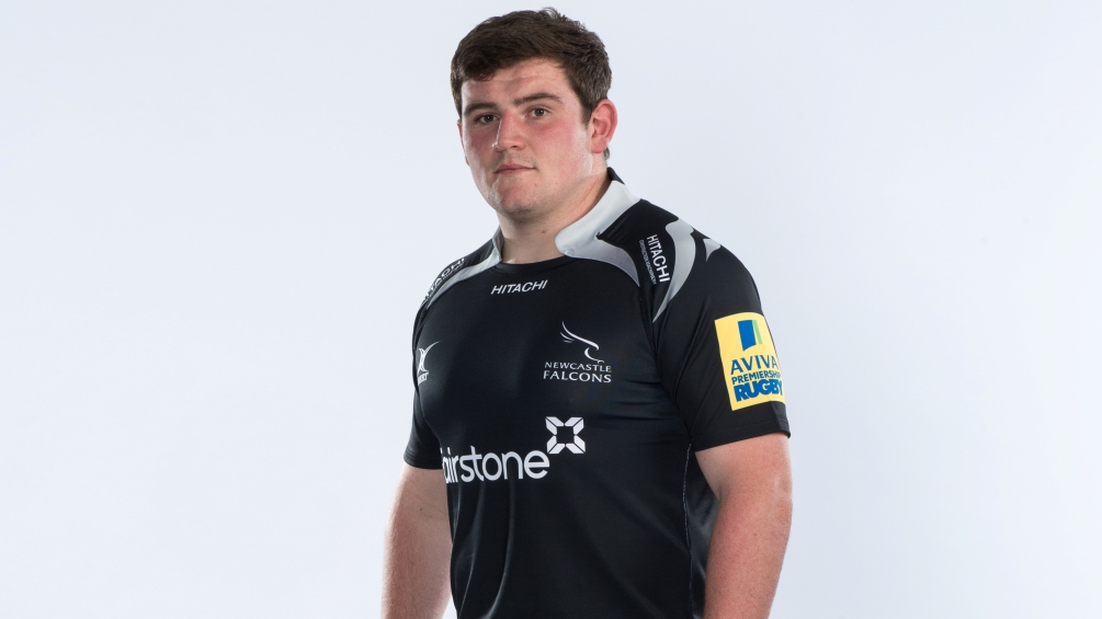 Wilson hoping to follow Brookes' example at Newcastle Falcons