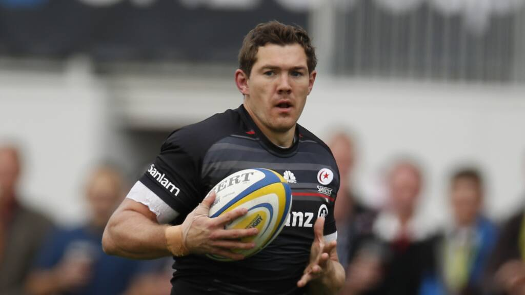 Saracens name side to face Leicester