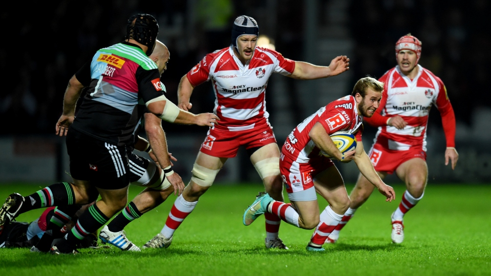 Match reaction: Gloucester Rugby 15 Harlequins 22