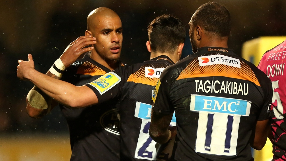 Aviva Premiership Rugby Round 7: Round-Up