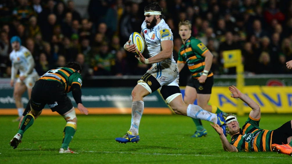 Exeter's Chiefs rule the roost in Northampton