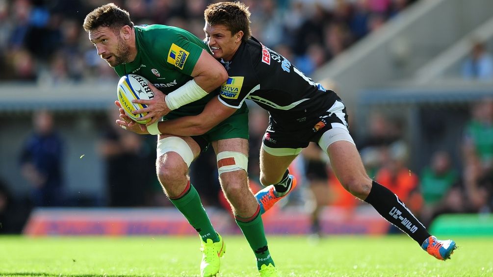 Guest: Firm words at London Irish after defeat