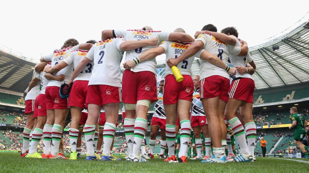Harlequins confirm GOSHCC as the official charity for Big Game 7