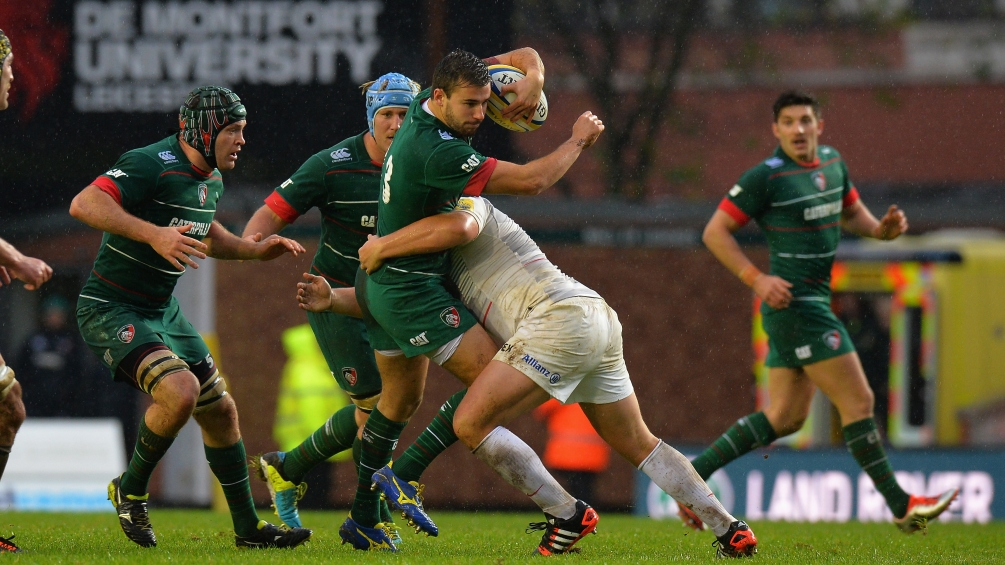 Bell profiting from Murphy's guidance at Leicester Tigers
