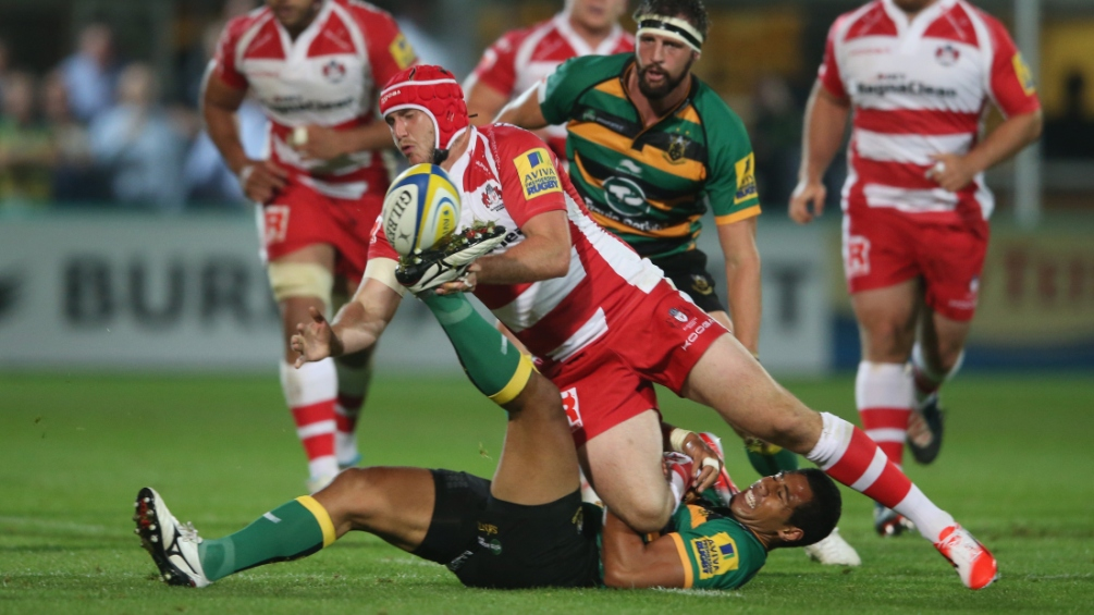 McColl ready to make Gloucester Rugby impact