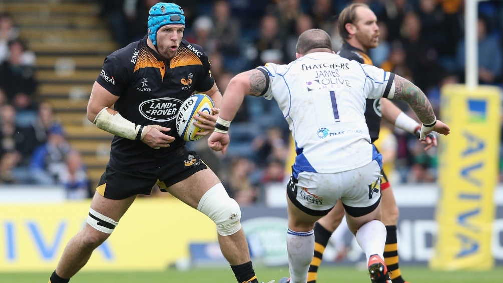 Skipper Haskell ready for Wasps' new era