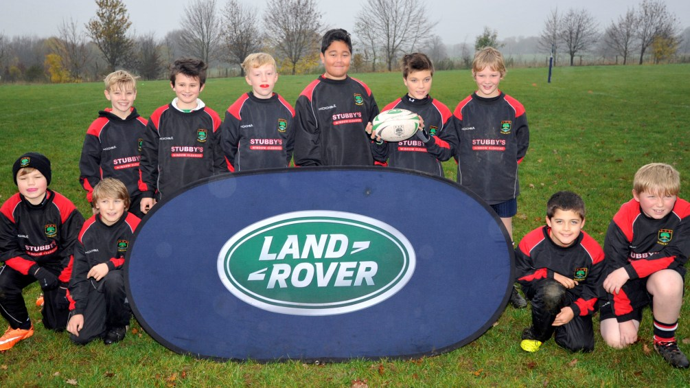Alton U11s claim Land Rover Spirit of Rugby Award