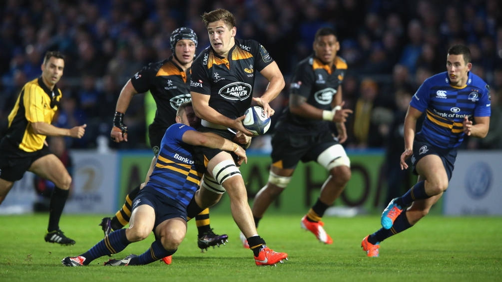 Jones relishing battle for Wasps place