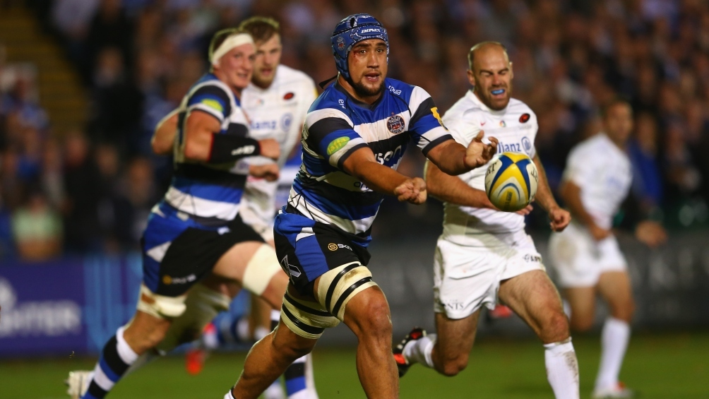 Houston impressed by back-row depth at Bath Rugby