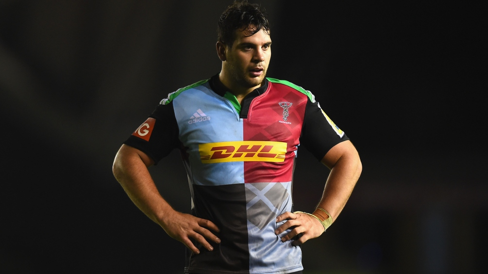 Trayfoot bidding to become another Harlequins success story