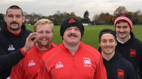 London Welsh and Northampton Saints set for Top of table Movember clash