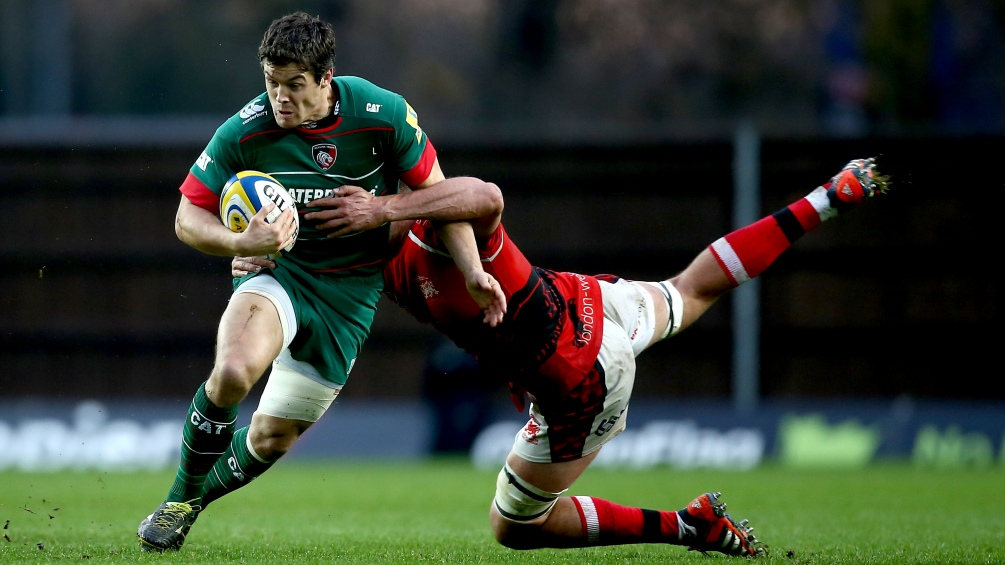 Allen: Aaron's a Mauger coup for Leicester Tigers