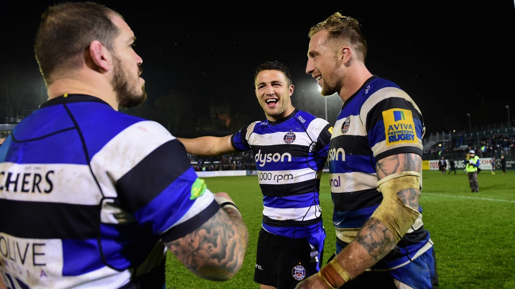 Match Reaction: Bath Rugby 25 Harlequins 6