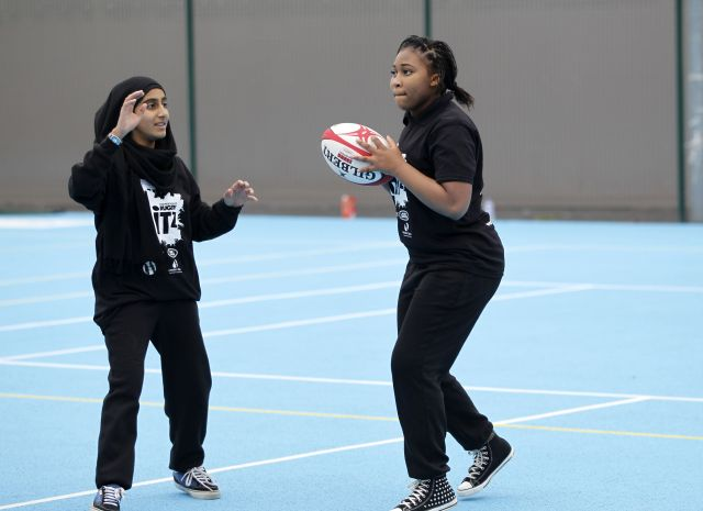 Rugby breaking through in the most deprived communities
