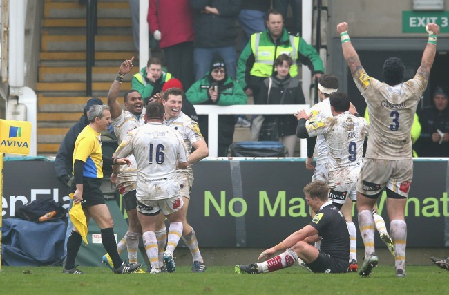 Aviva Premiership Round Up: Four rounds to go