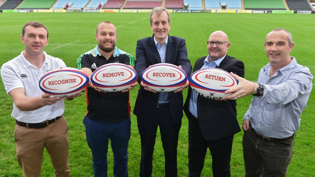 World first in tackling Concussion