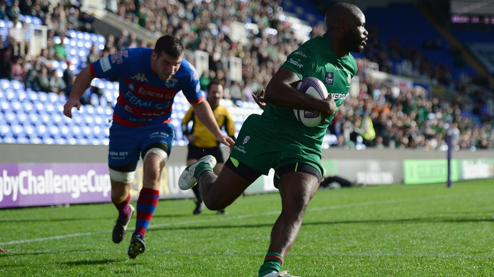 Rugby Challenge Cup round-up: Smith salutes unsung hero Dorrian