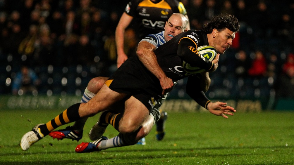 Wasps consistency is key for Jacobs