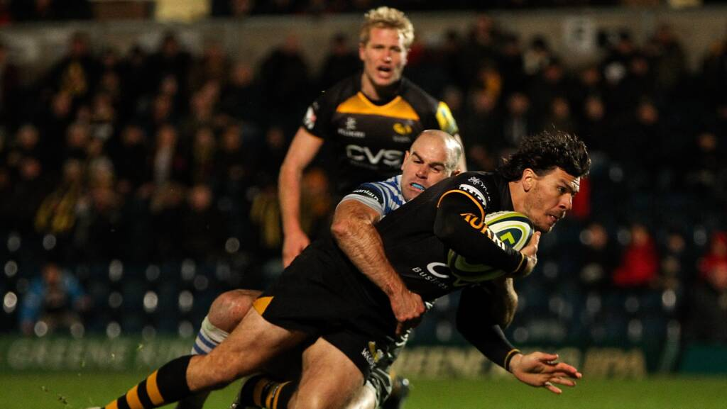Wasps team to face Sale Sharks