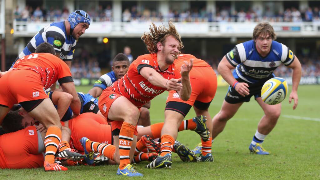 Leicester Tigers LV= Cup team news