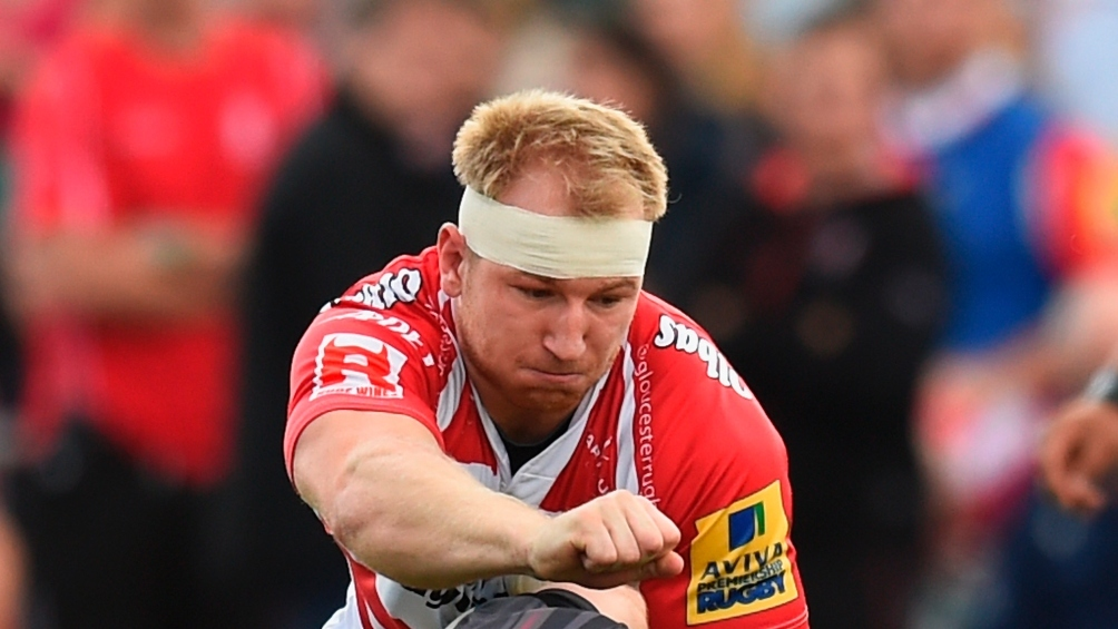 Kvesic fixed on driving Gloucester Rugby forward