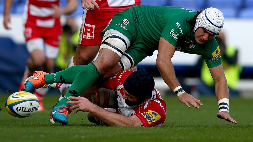 Cowan hoping European test can revive London Irish