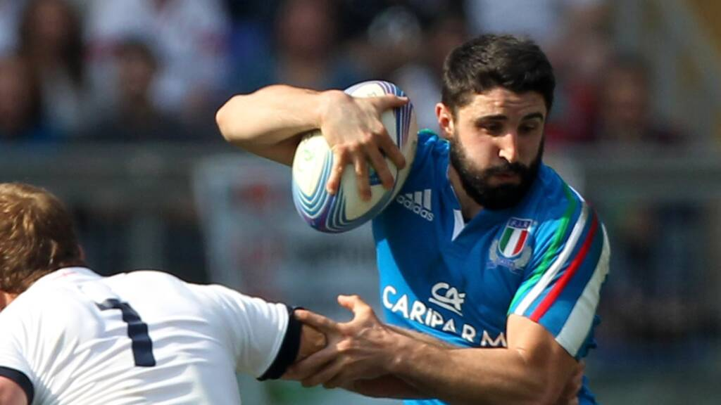 Harlequins sign scrum half Tito Tebaldi