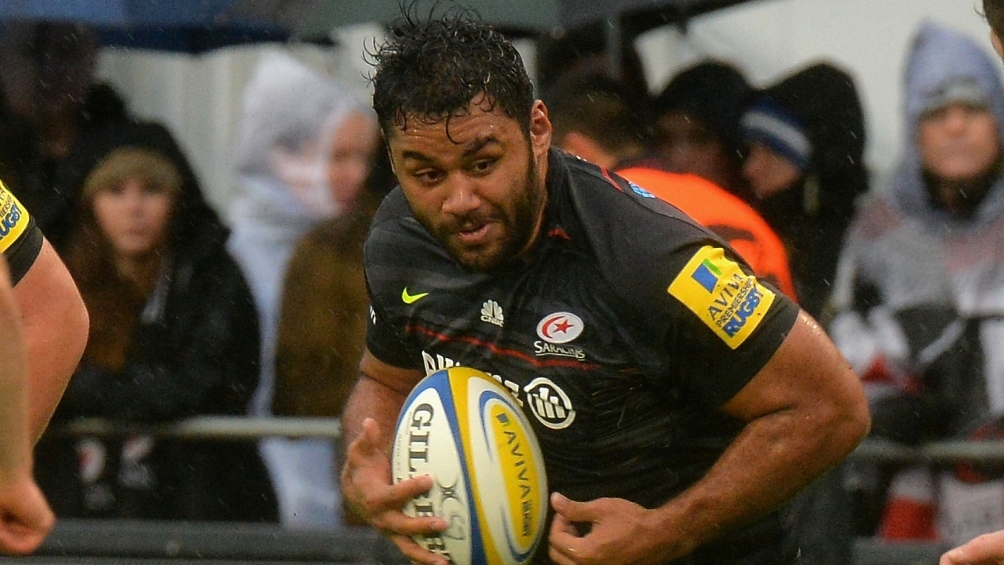 Vunipola: Saracens expecting tough test from Sale Sharks