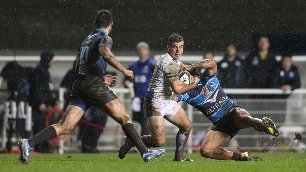 European Round-Up: Bath Rugby dominate Montpellier to keep knockout hopes alive