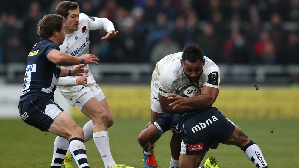 European Round-Up: McCall praises Saracens spirit after sneaking past Sale Sharks