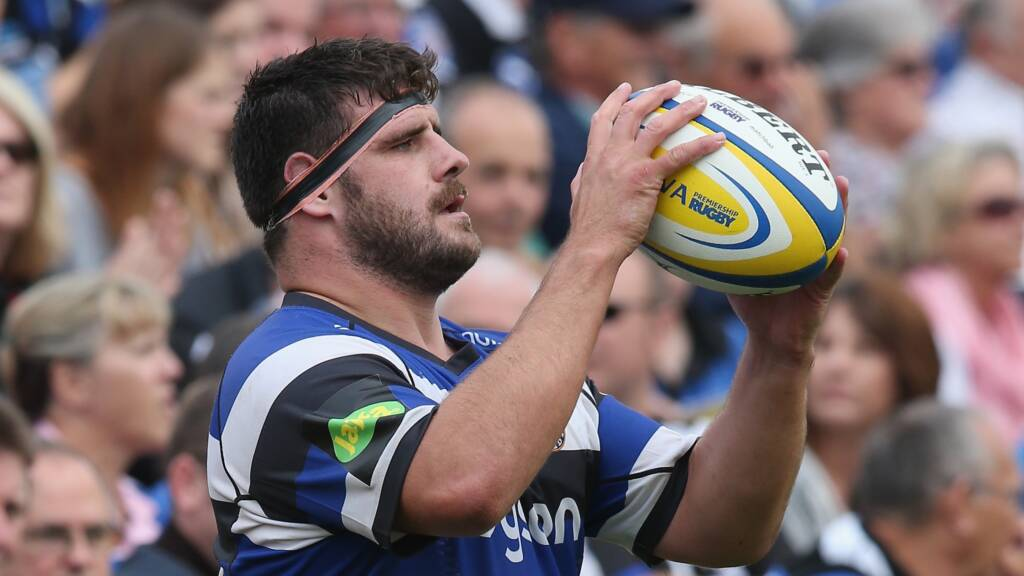 Hooker duo extend Bath Rugby contracts