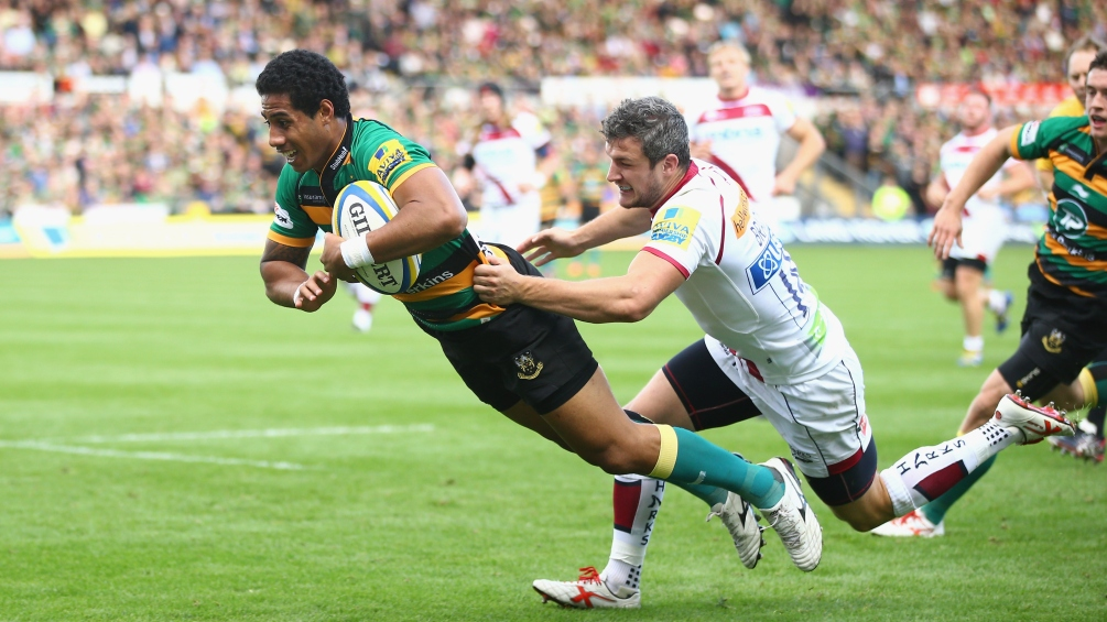Pisi calls for Northampton Saints focus