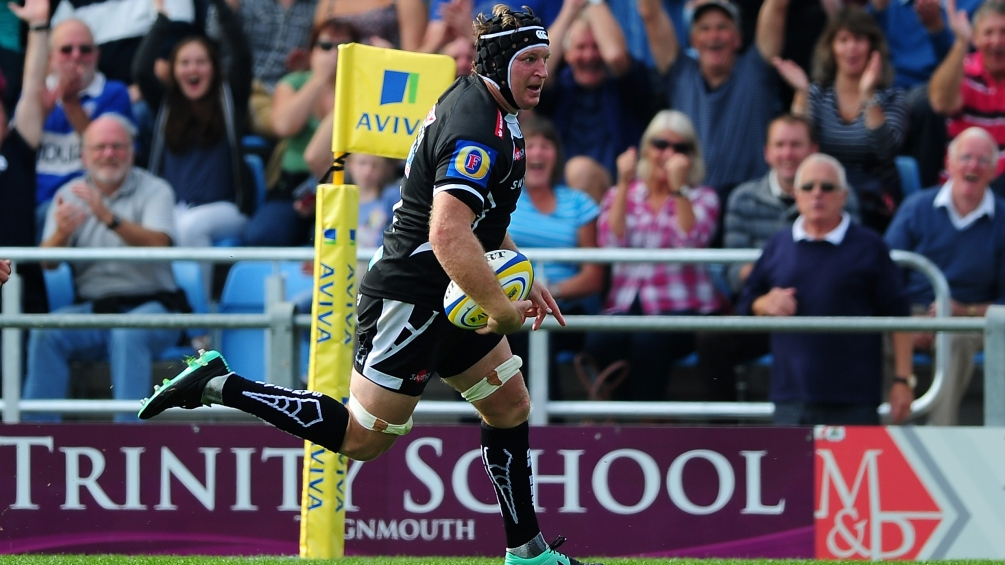 Waldrom living the dream with Exeter Chiefs