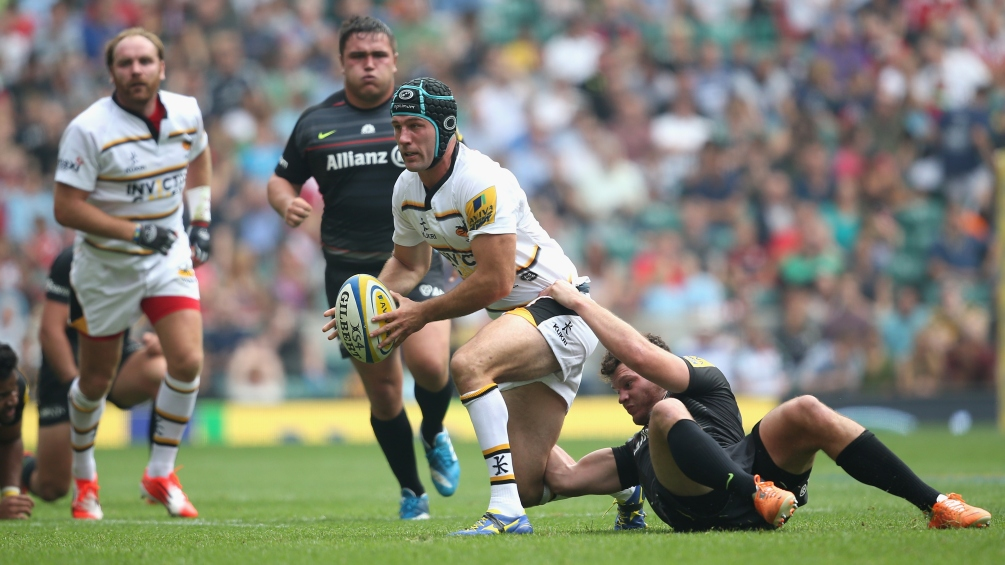 Bell still eager to lead at Wasps