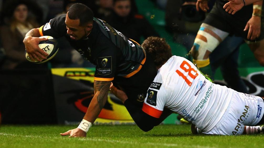 European round-up: Northampton Saints open the floodgates