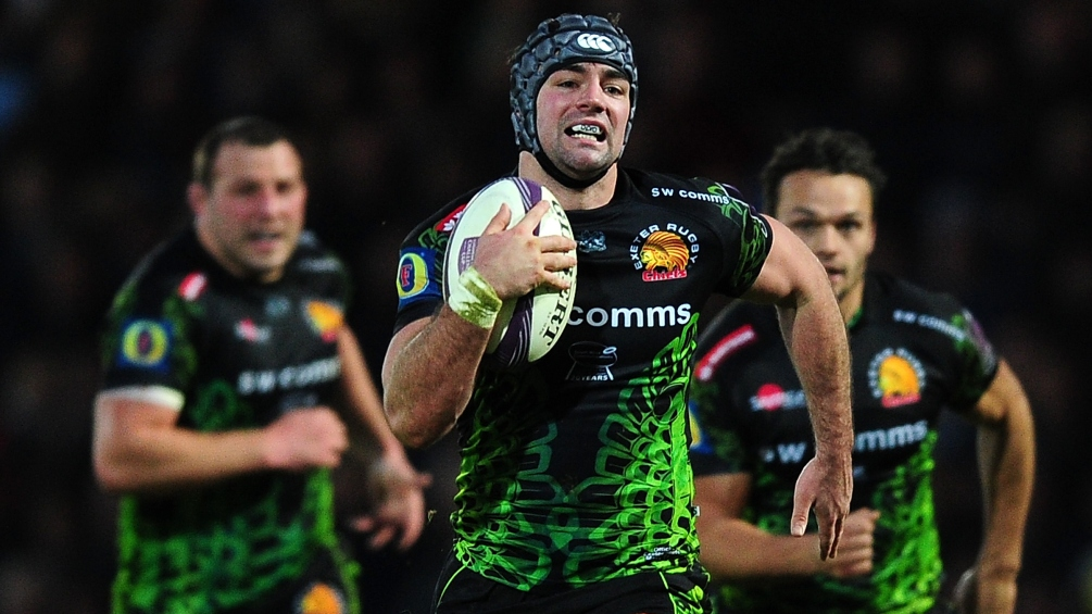European Rugby Challenge Cup: Exeter Chiefs march on