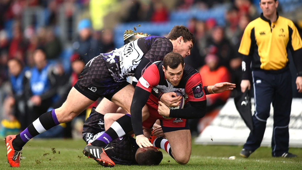 Elder ready to build on European adventure with London Welsh